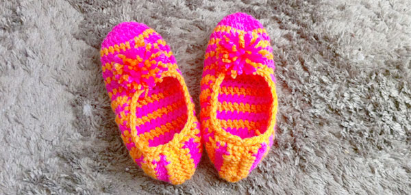 0287 crochet slippers 08